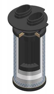 Filtri a carboni attivi per aria acqua potabile reflue cabine industriali Panclean Camfil ...